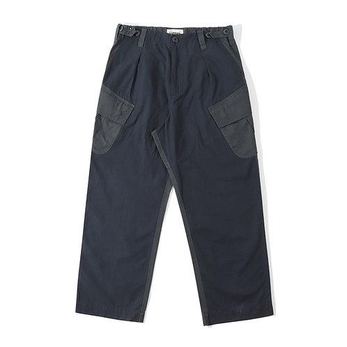 Royal Jungle Pants - Mad Navy