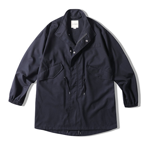 Worsted Wool M51 - Black
