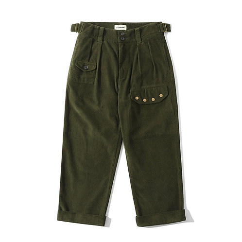 Royal Air Force Trouser - Corduroy Olive