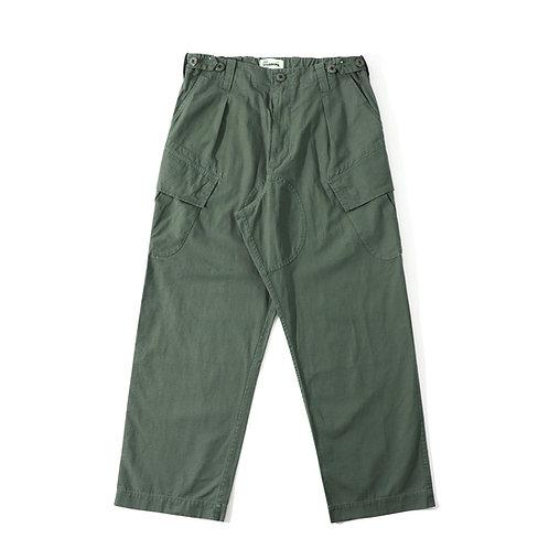 Royal Jungle Pants - Army Green