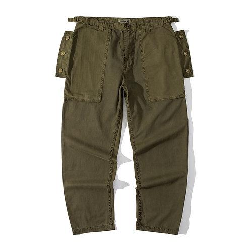 P4F Pants - Pigment Olive