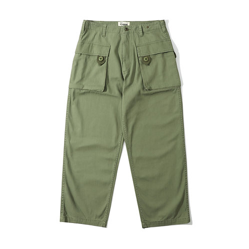 P4S Pants - Army Green