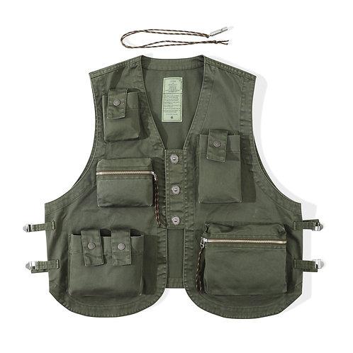H1 Vest - Olive