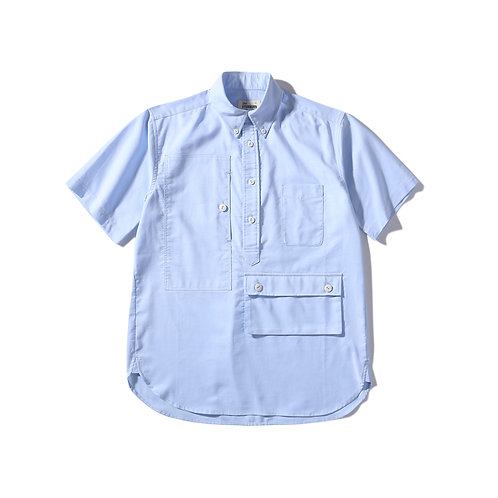 Traveler Botton Down Oxford Shirt