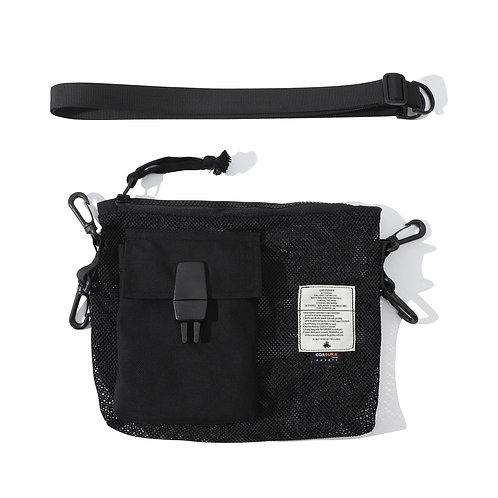 Combat Shoulder Bag 2.0 - Black