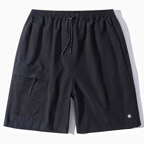 Stubborn Fitness Shorts - Black