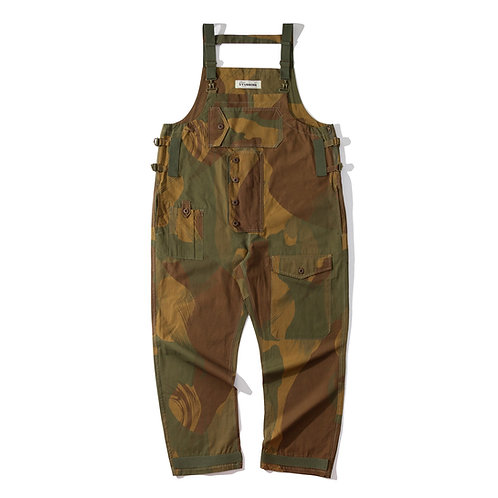 British Army Overall - Brush Camo