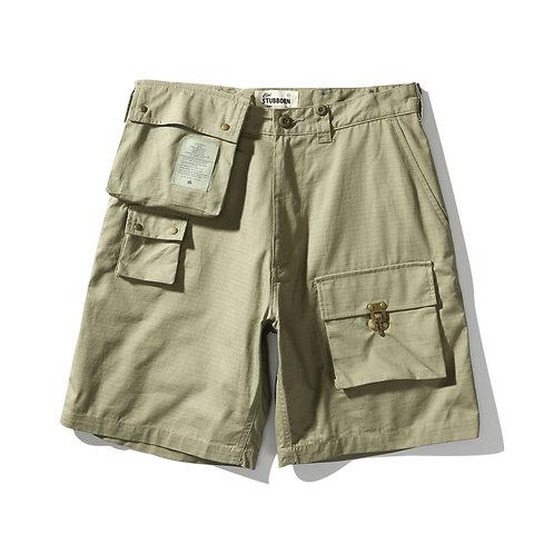 C1 Shorts -Khaki