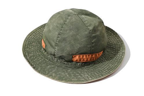 C.S.  Jungle Hat - Olive/Orange