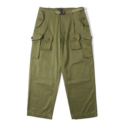 Canadian Combat Pants - Olive