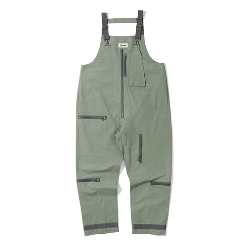 Flying Overall - Alpha Green