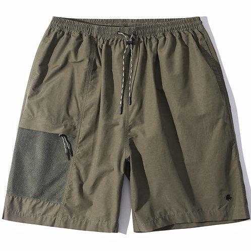 Stubborn Fitness Shorts - Olive