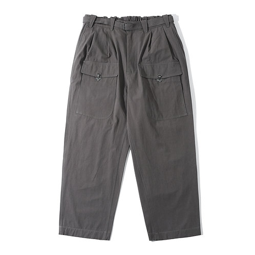 Italian Air Force Trouser - Dark Grey