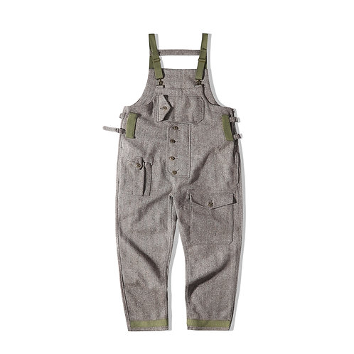 British Army Overall - HBT Wool