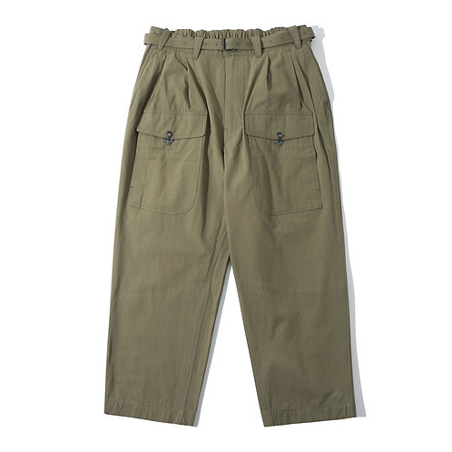 Italian Air Force Trouser - Olive
