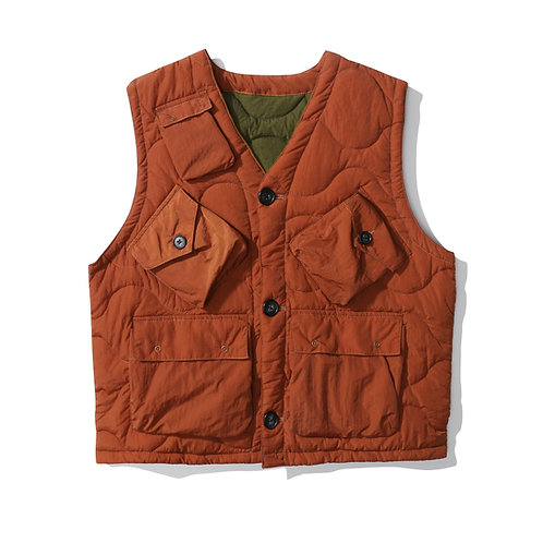 PC1 Vest - Dirty Orange
