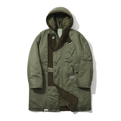 Royal Air Force Parka - Olive