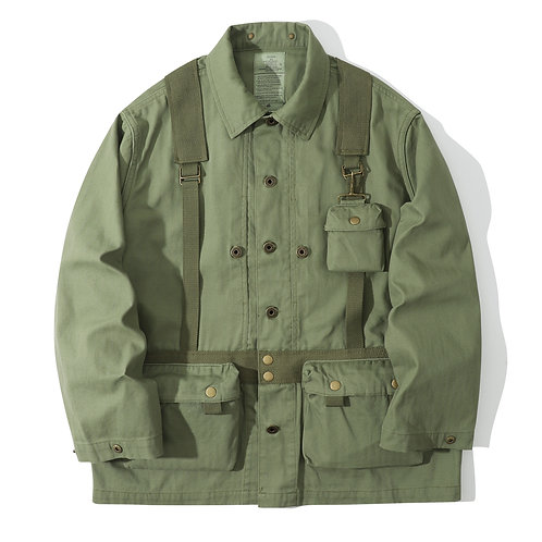 P44 Full Gear - Army Green