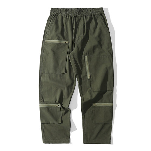 Flying Pants - Olive