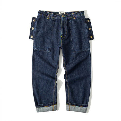 P4F Pants - Washed Selvedge