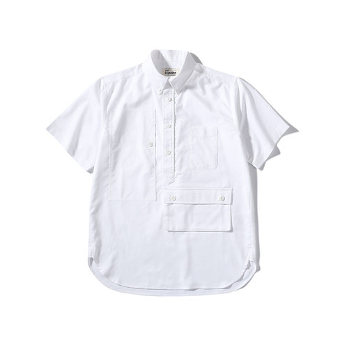 Traveler Button Down Oxford Shirt