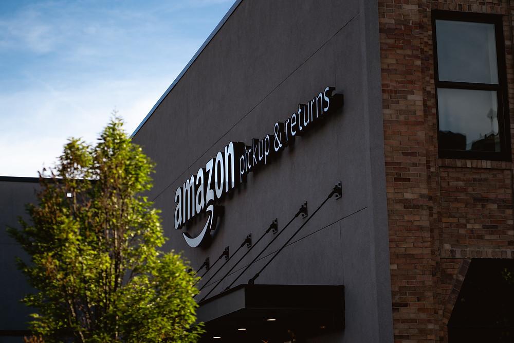Amazon pickup and returns
