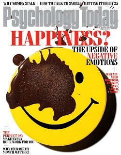 Beyond Happiness: The Upside of Feeling Down