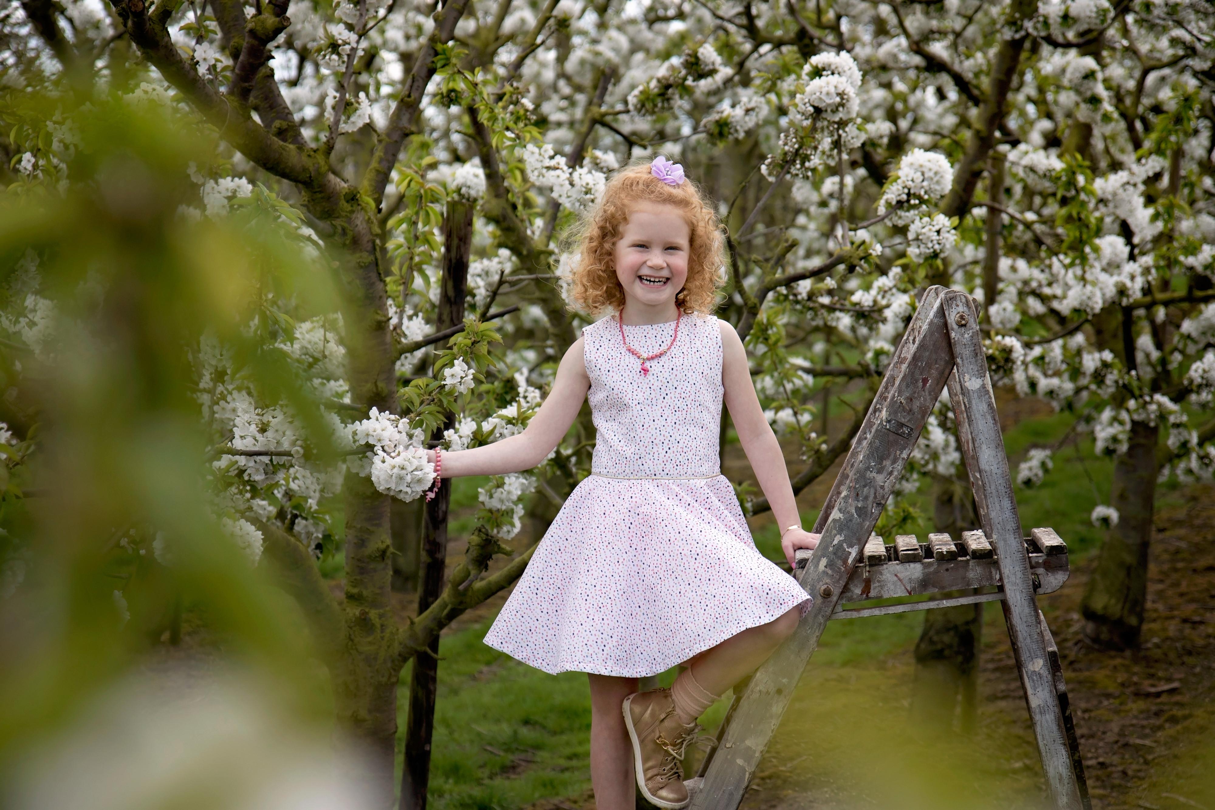 Mini bloemen shoot - Zaterdag 24 april