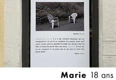 Marie 18 ans