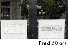 Fred 50 ans