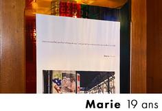 Marie 19 ans