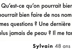 Sylvain 48 ans