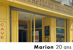 Marion 20 ans