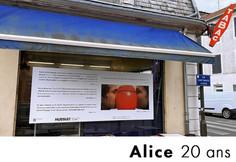 Alice 20 ans