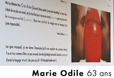 Marie Odile 63 ans