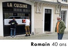 Romain 40 ans