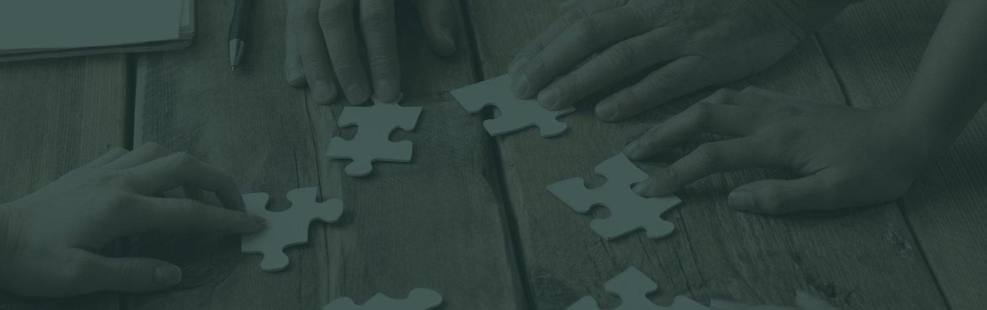 samengesteld gezin puzzel uitdaging