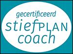 Logo gecertificeerd Stiefplan Coach