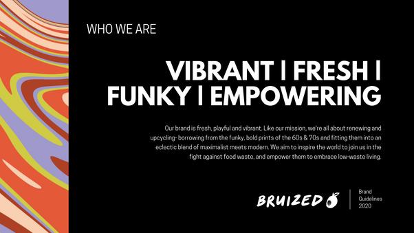 Brand Identity designed by Justice Walz