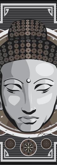 Buddha (Vector)