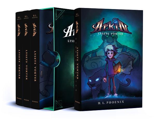 Hemmeligheten 2021 Arkin - NY Bokserie promo-FLA