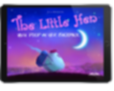 The Little Hen With Poop In Her Backpack - Best book app for kids - 5 stars the App Store - best interactive ebook for kids