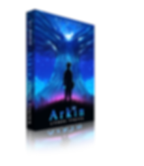 Kopi av ARKIN Lysets Vokter PROMO BOK 3D