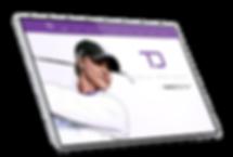tonjegolf.com Tonje Daffinrud golf LEVEL X ™ Responsivt design, webdesign, responsive hjemmesider, logodesign, bedriftslogo