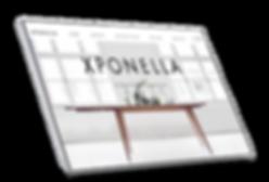 Xponella ipad web