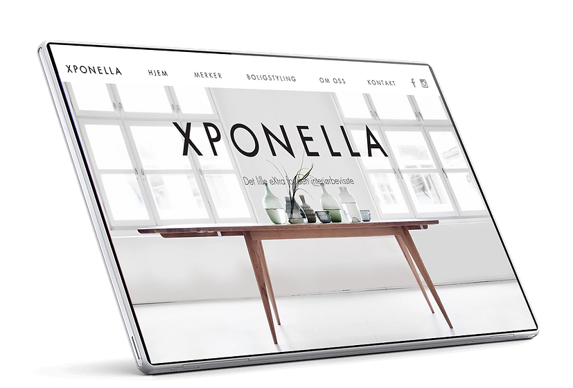 Xponella ipad web