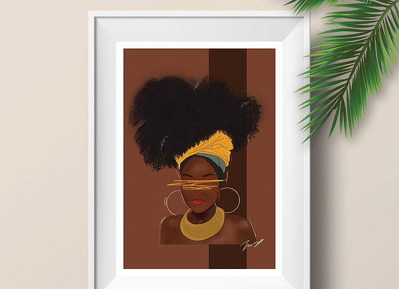 Brown Skin Girl 2.0