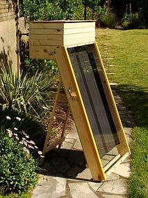 formation déshydrateur solaire