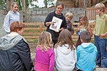 Formation accueil pédagogique ferme péda
