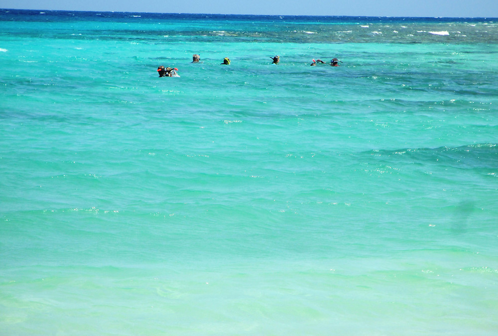 Snorkelling in Tanzania with Mkoma Bay Tented Lodge